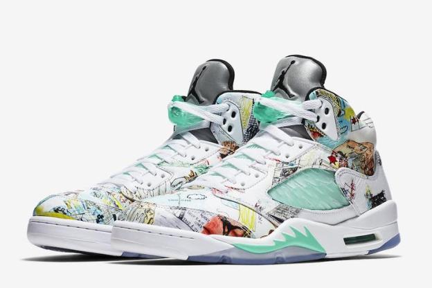 "Air Jordan 5 ""Wings"" Drops Tomorrow – Pics + Details Here!"