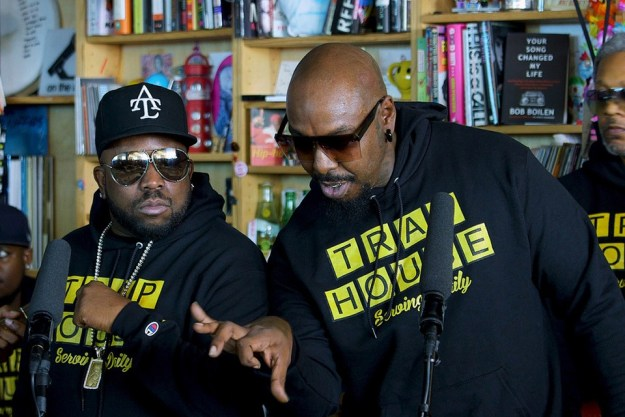 Big Boi Performs on NPR's Tiny Desk Concert Series – Watch Here!