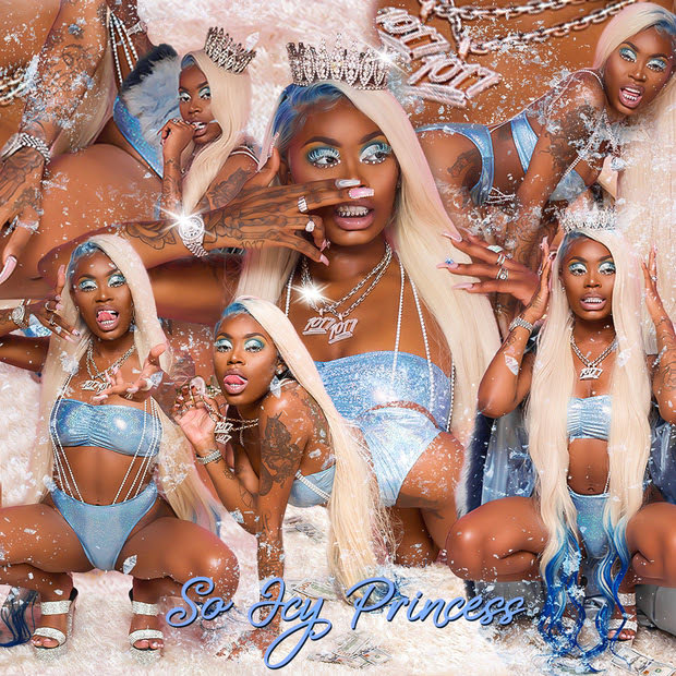 """Asian Doll Drops """"So Icy Princess"""" Album  ft. Gucci Mane & More – Listen Here!"""
