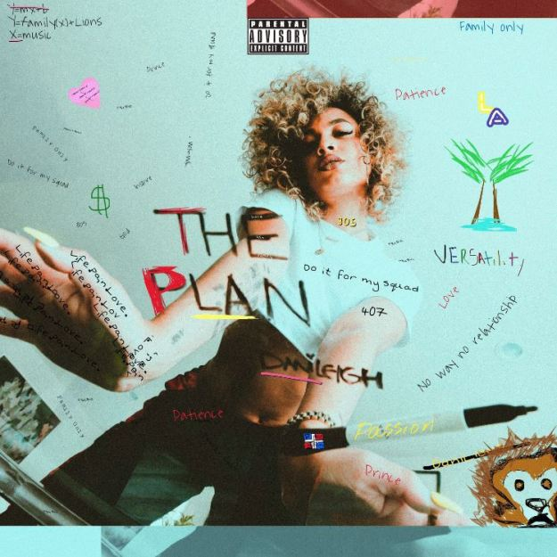 DaniLeigh Drops 'Blue Chips' Video + Announce Debut Album – Watch Here!