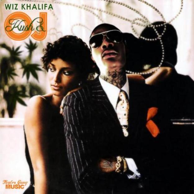 Wiz Khalifa Releases Kush & Orange Juice Mixtape – Stream Here!