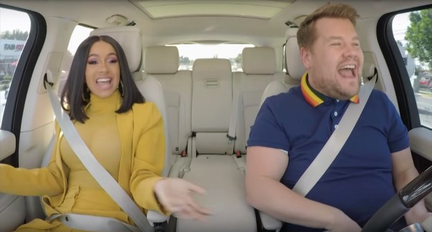 Cardi B Shows Off Her Non Driving Skills in Hilarious Upcoming Carpool Karaoke Episode Clip – Watch Here!