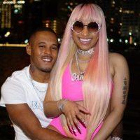 Nicki Minaj Shares Intimate Toe Sucking PDA Video