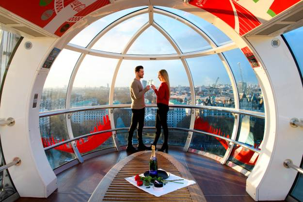Travel: London & Paris More to Love: Date Night