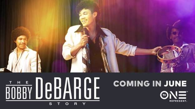 TV One Announces Production of Original film The Bobby Debarge Story