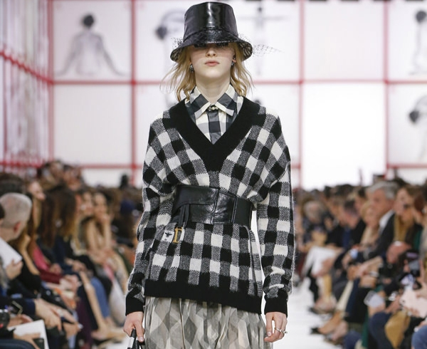 Christian Dior Fall 2019 Collection #ParisFashionWeek