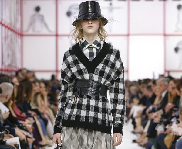 Christian Dior Fall 2019 Collection #ParisFashionWeek