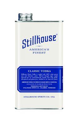 Stillhouse Classic Vodka can - Photo Courtesy of Stillhouse Spirits Co