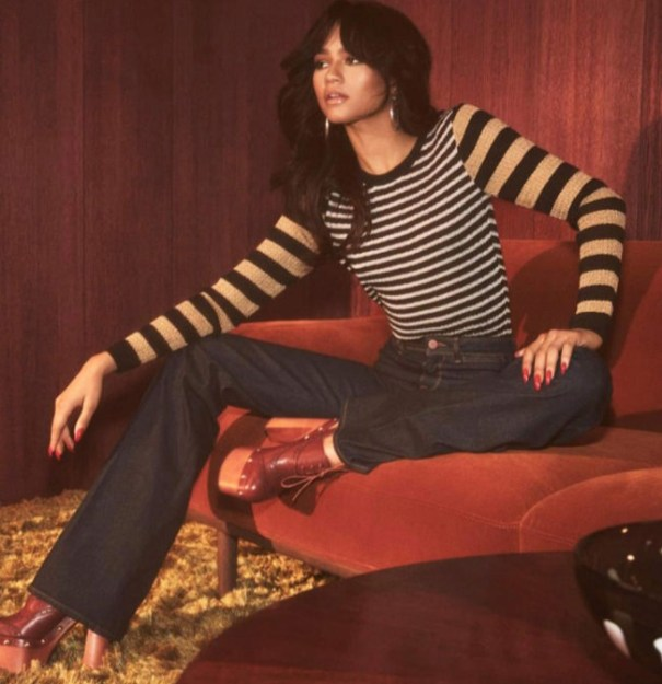 View Tommy Hilfiger x Zendaya Collection Lookbook