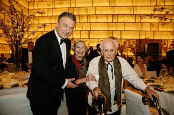 Alec Baldwin w Almerinda and Anton Coppola, 102
