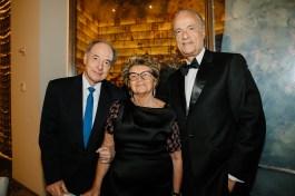 Guillermo Vogel, Carla Bossi-Comelli, Charles Fabius