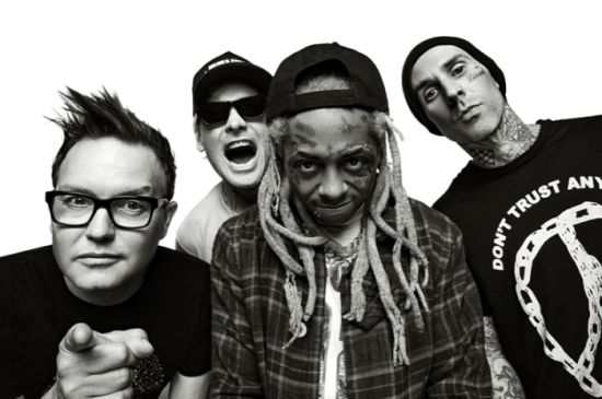 1ae14f7b81b Lil Wayne   Blink-182 Join Forces For Summer Tour