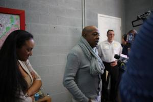 PICS: R&B Legend Peabo Bryson and Wife Visit First Responders Who Saved His Life-1