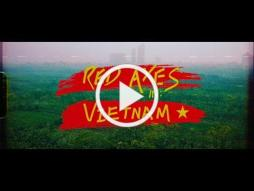 Red Axes head to Vietnam for the second part of their Trips series