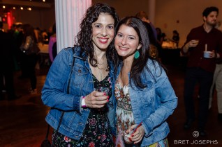 -TOH Committee members Kara Mignone and Melanie Greene
