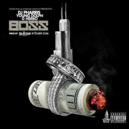 "DJ Pharris Releases New Single ""Boss"" feat. G-Herbo & Young Dolph"