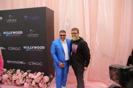 Jason Lee and Perez Hilton