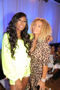 Lala Milan and Jena