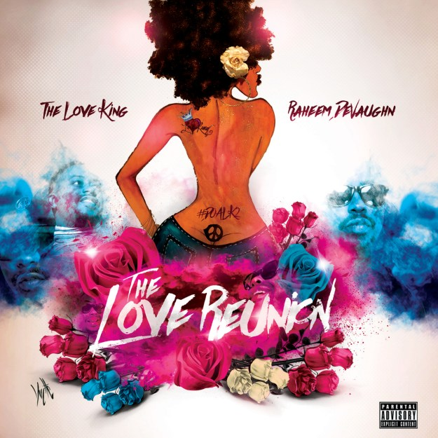 "RAHEEM DEVAUGHN Readies The Release of His Seventh Studio Album ""THE LOVE REUNION"""
