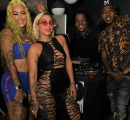 PICS BlackInk Crew NYC Season 8 Viewing Party