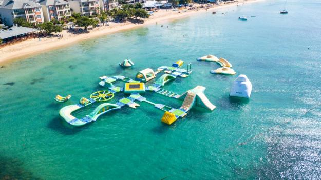 Caribbean Water Park Welcomes Over 1OO,OOO Visitors
