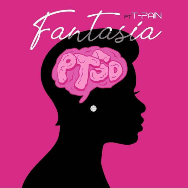 "Fantasia Returns With Single ""PTSD"" Featuring T-Pain"