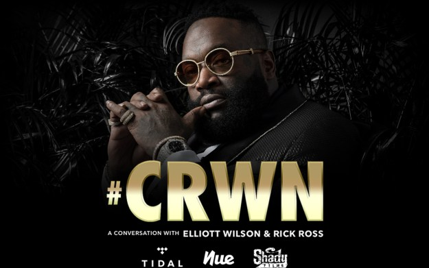 Watch Rick Ross Talk Drake, Wayne, Pusha T, Kanye and Much More On TIDAL