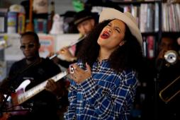 Watch Roc Nation's Nicole Bus Performance at NPR Tiny Desk