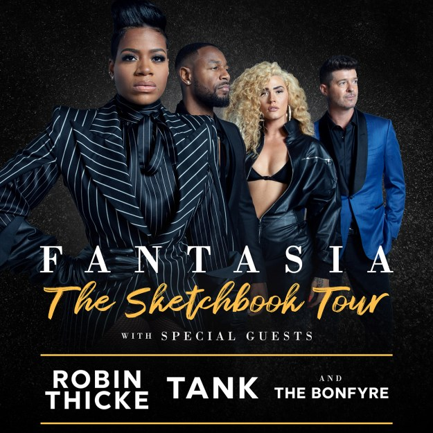 "FANTASIA Announces Headlining Nationwide North American Tour and New Single featuring T-Pain ""PTSD"""