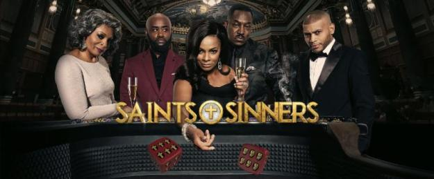 "Complete Seasons of ""Saints & Sinners"" and ""In the Cut"" & More on Brown Sugar This Month"