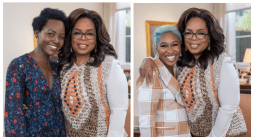 Oprah Winfrey Interviews Award-Winning Actresses Lupita Nyong'o and Cynthia Erivo For An OWN Primetime Special