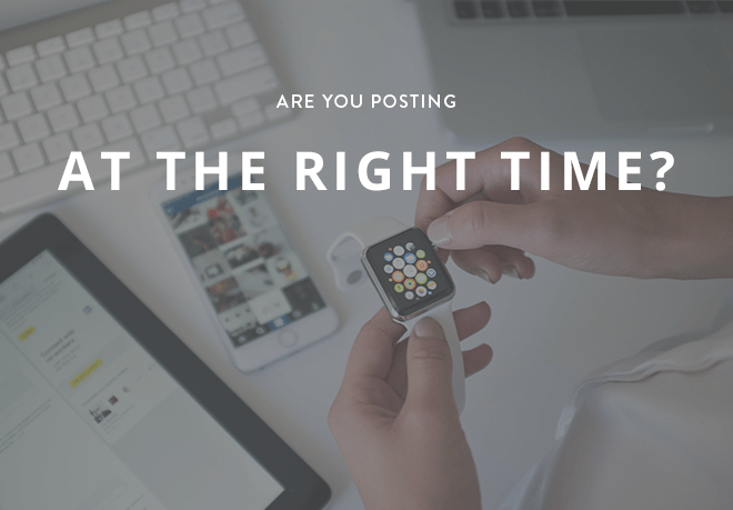 flothemes, best times to post on social media