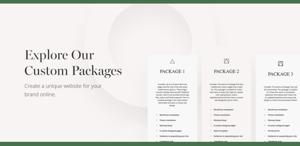 custom-packages-flothemes, website design, Ashley Ludaescher Photography