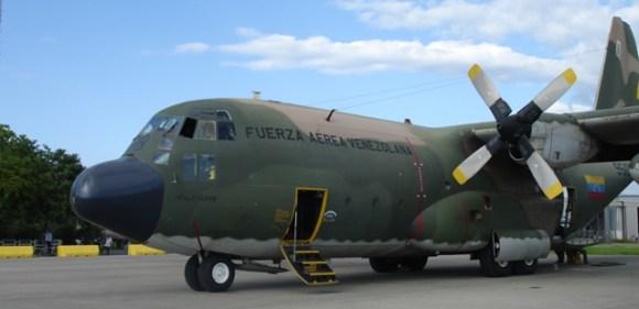 C-130 FAV-9508
