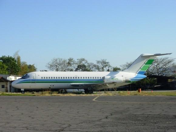 DC-9 Ilopango