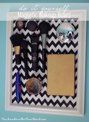 DIY-Magnetic-Makeup-Board-2