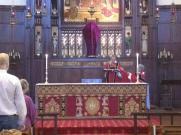 Palm Sunday incense