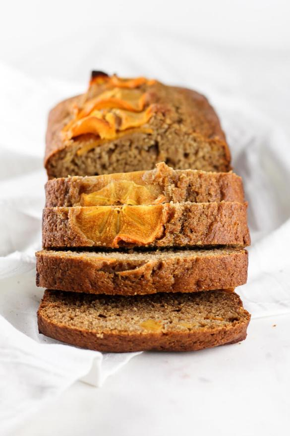 Persimmon Bread - Flour Covered Apron