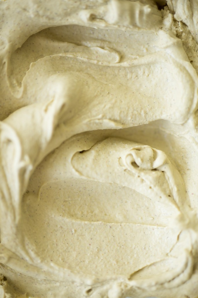 Dairy Free Pistachio Vanilla Bean Ice Cream by Colorful Eats