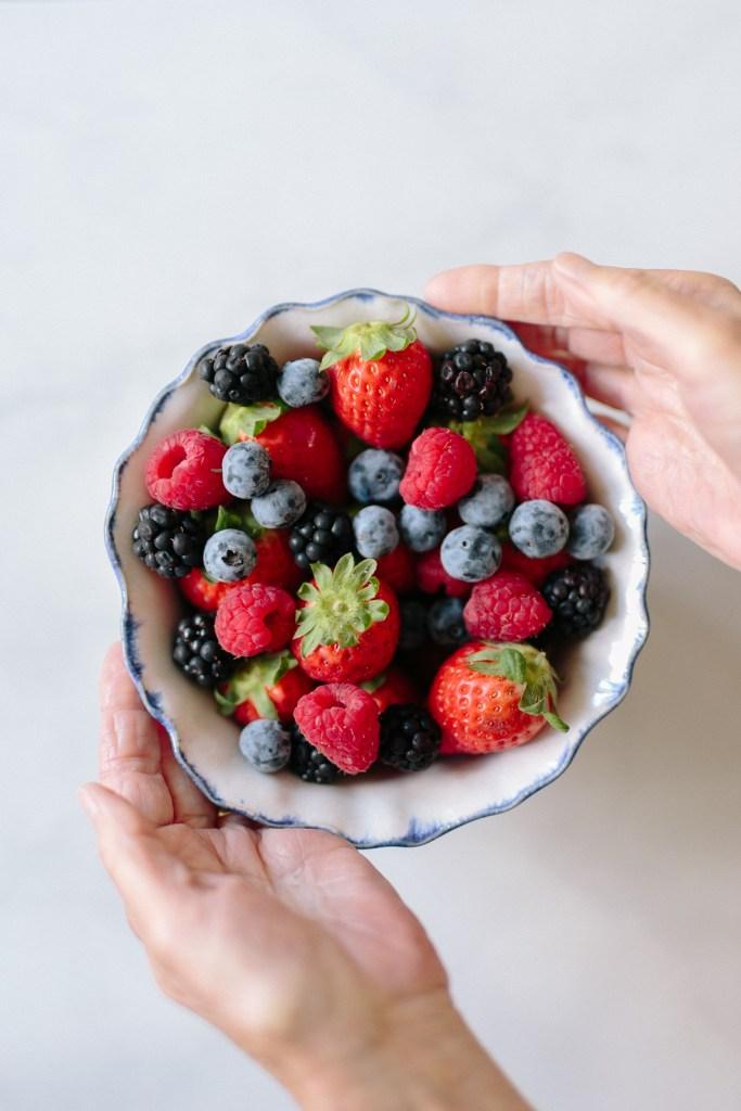 Gluten Free Low Glycemic New York Cheesecake | Flourish Blog