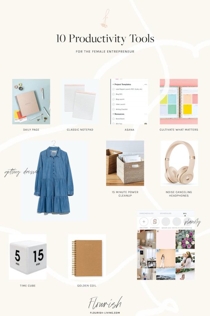10_Productivity_Tools_for_the_Female_Entrepreneur_Flourish_Caroline_Potter