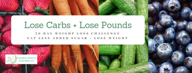 Lose Carbs + Lose Pounds (1)