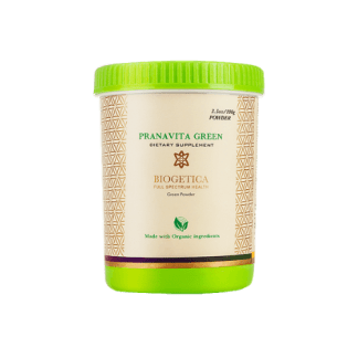 biogetic pranavita green cannister