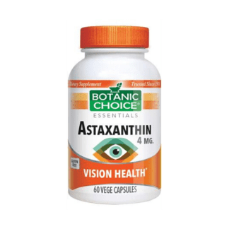 botanic choice astaxanthin bottle
