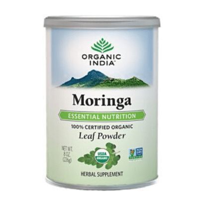 organic india leaf powder