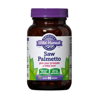 Oregon's Wild Harvest Saw Palmetto Organic