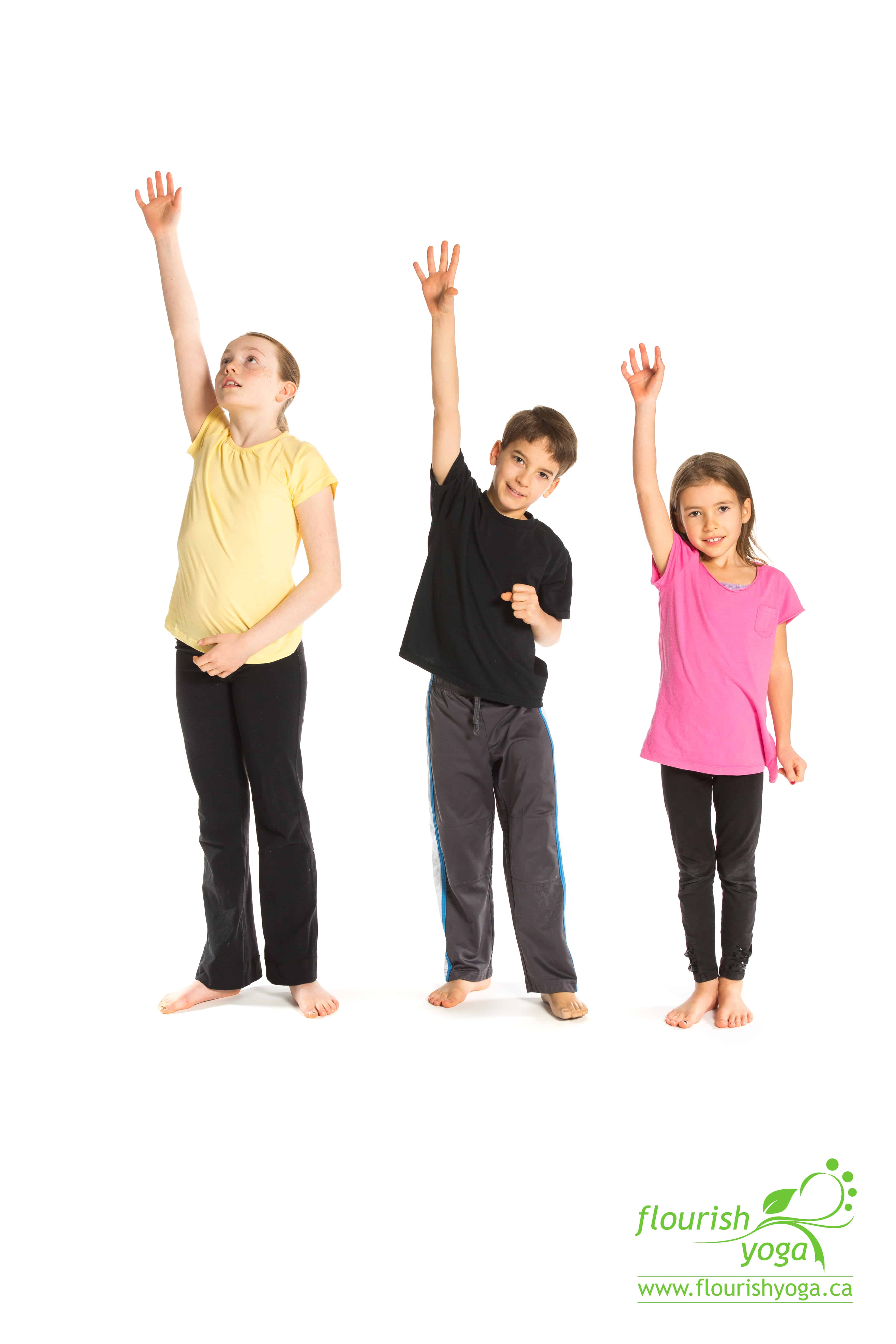 Creating Kids Yoga Class That Works