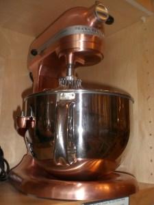 90th Anniversary KitchenAid Stand Mixer Flour Sugar