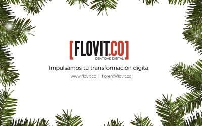 Felicitación de Navidad 2019 – Flovit.co Identidad Digital