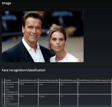 Detecting Arnold Schwarzenegger